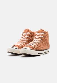 Converse - CHUCK TAYLOR ALL STAR - Baskets montantes - ginger rose/egret/black - 2