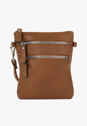 EMMA - Across body bag - cognac