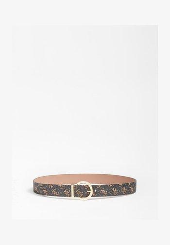 ALBY - Belt - braun