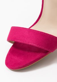 Glamorous Wide Fit - High heeled sandals - pink - 2
