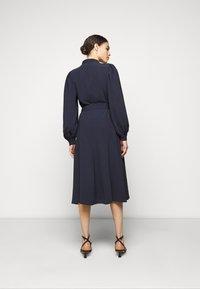 CLOSED - MAYLEEN - Shirt dress - dark night - 2