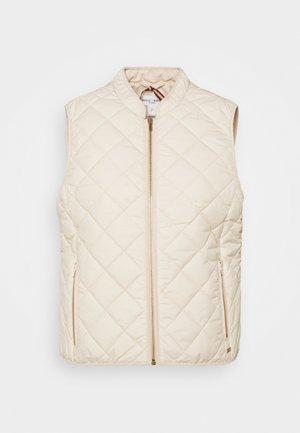 VEST SAMARA - Vest - light beige