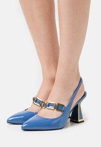 Kat Maconie - ALICE - High heels - slate - 0