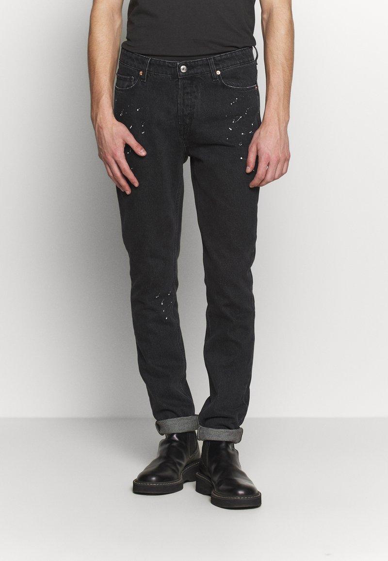 Zadig & Voltaire - DAVID PAINT - Slim fit jeans - noir