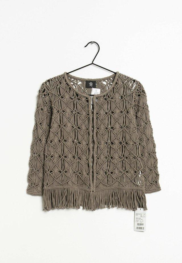 Vest - brown