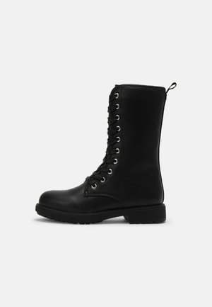 MERU - Snørestøvler - black