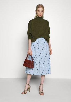 NAKITA LEIA SKIRT - A-line skirt - light blue