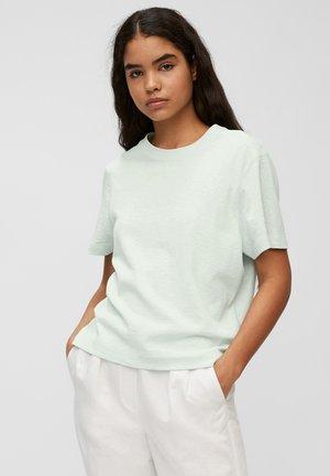 Basic T-shirt - blue glow