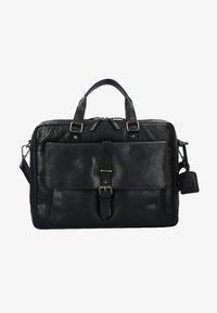 Leonhard Heyden - ROMA - Briefcase - black - 0