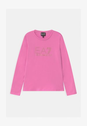 EA7  - Long sleeved top - cyclamen