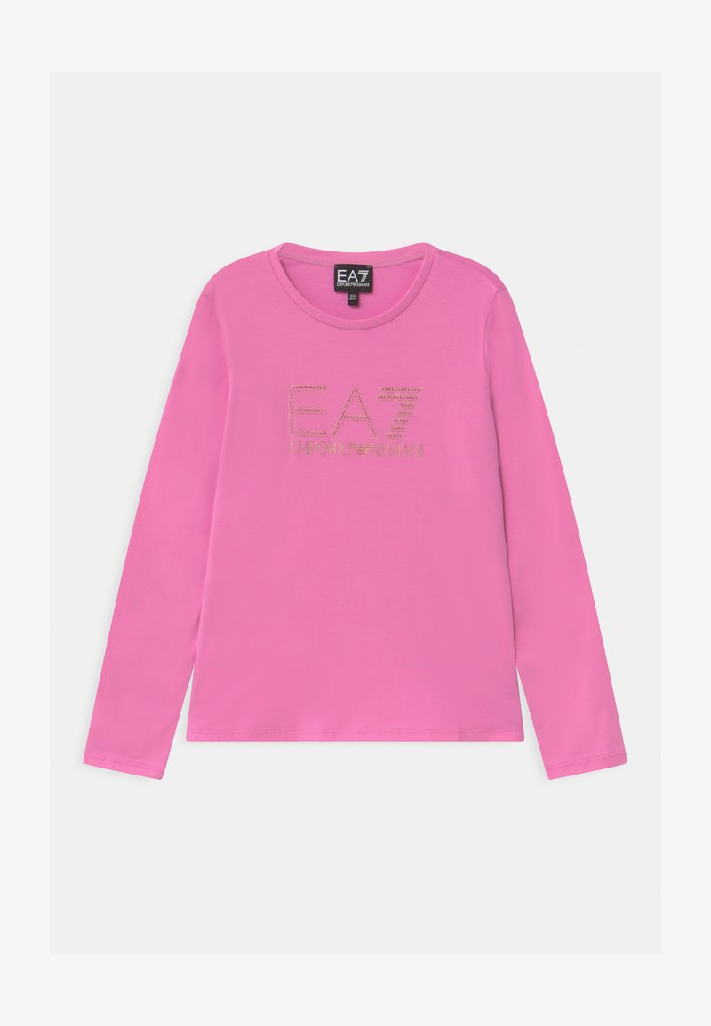 Emporio Armani - EA7  - Long sleeved top - cyclamen