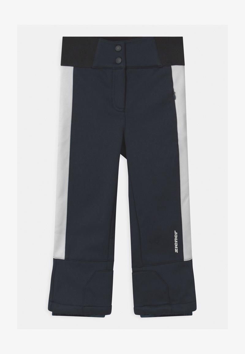 Ziener - ANATI SLIM  - Snow pants - dark navy