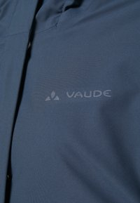 Vaude - WOMENS CYCLIST PADDED PARKA II - Winter coat - steelblue - 2