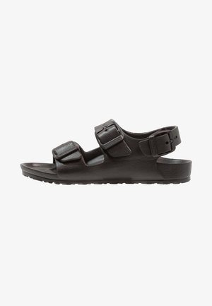 MILANO KIDS - Badslippers - black