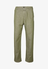 CLOSED - BOSTON RELAXED - Trousers - soft khaki