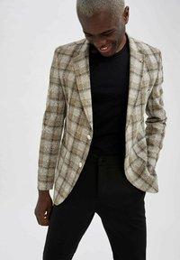 DeFacto - Blazer jacket - brown - 0