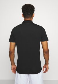 Lacoste Sport - CLASSIC KURZARM - Poloshirt - black - 2