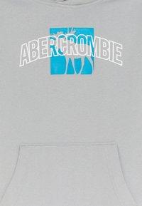 Abercrombie & Fitch - PRINT LOGO - Sweatshirt - grey - 2