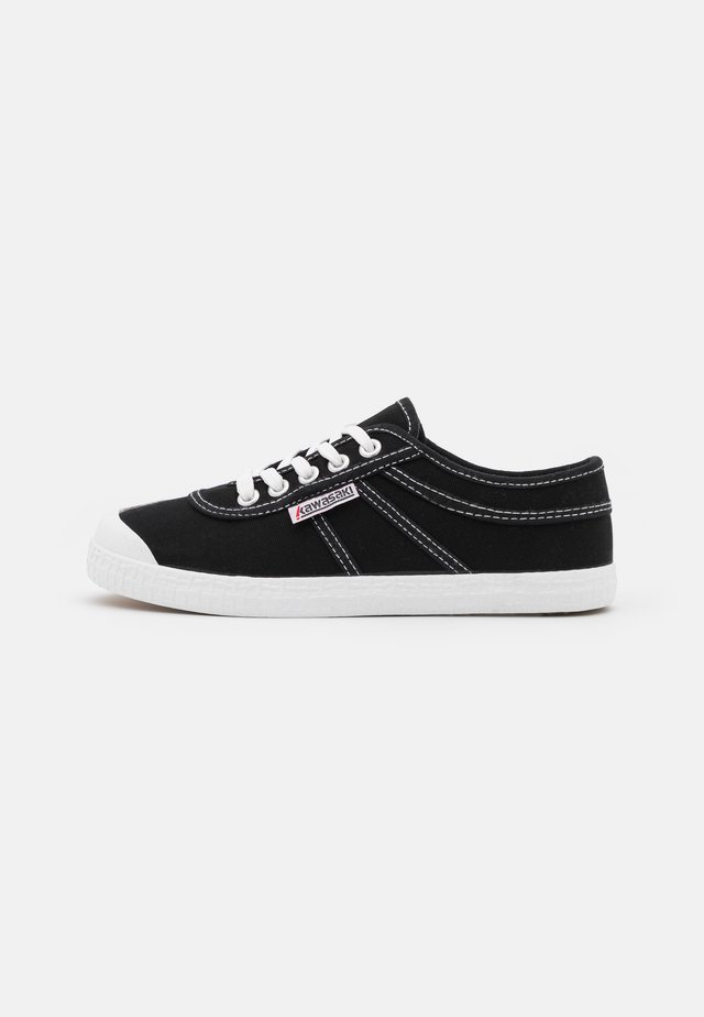 WORKER - Sneakers laag - black