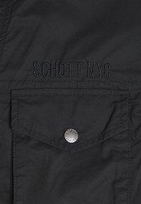 Schott - Summer jacket - black - 2