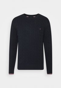 Tommy Hilfiger - Jumper - blue - 0