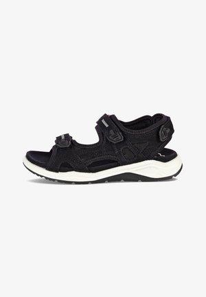 X-TRINSIC K FLAT  - Walking sandals - black