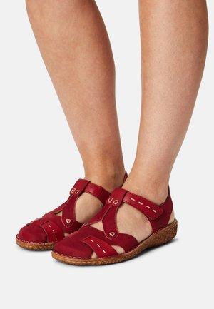 Sandály - rot