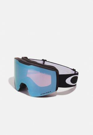 FALL LINE M UNISEX - Ski goggles - matte black/prizm sapphire iridium