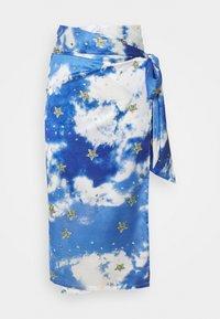 Never Fully Dressed Petite - SKY AND STAR JASPRE - A-line skirt - blue - 0