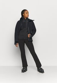 Icepeak - ENTIAT - Zimní kalhoty - black - 1