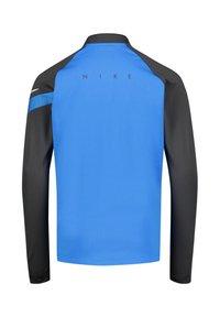 Nike Performance - Long sleeved top - blau / schwarz (959) - 1