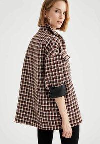 DeFacto - Short coat - brown - 2