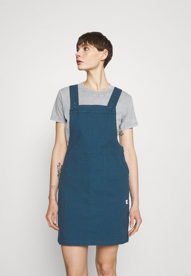 The North Face - KILAGA DRESS - Vardagsklänning - monterey blue