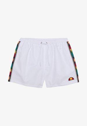 CALPENE - Swimming shorts - white