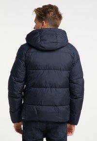 Mo - Winter jacket - marine - 2