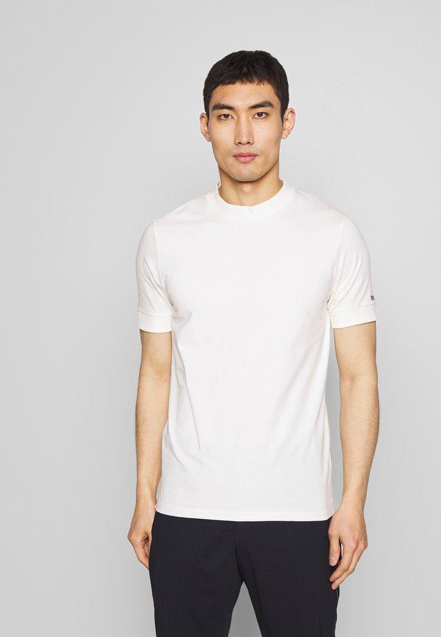 ANTON - T-shirt basic - white