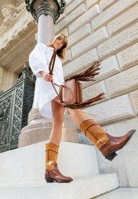See by Chloé - DANY  - Cowboy/Biker boots - tan - 2