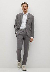 Mango - LARRY - Camicia elegante - weiß - 1