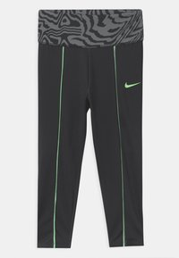 Nike Sportswear - PRINTED - Leggings - Trousers - black - 2