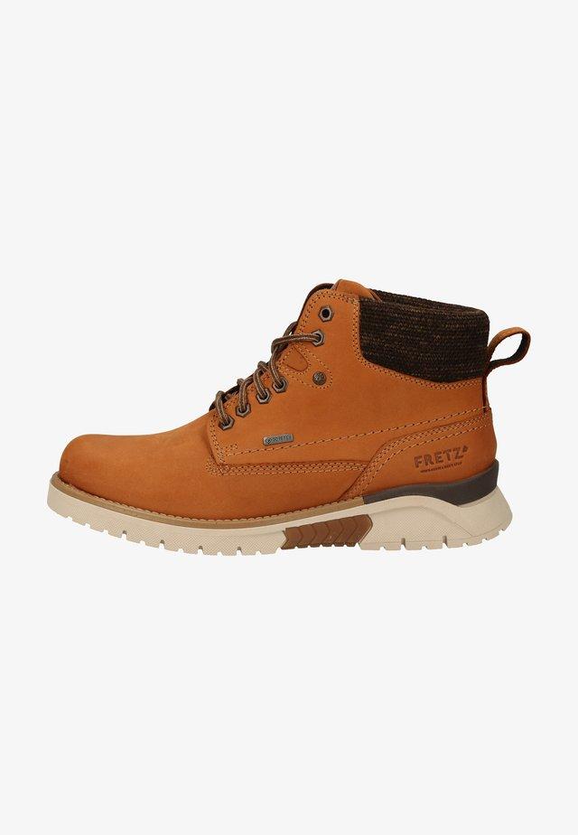 Lace-up ankle boots - hazle
