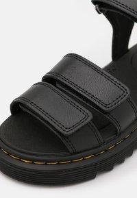 Dr. Martens - KLAIRE - Walking sandals - black - 5