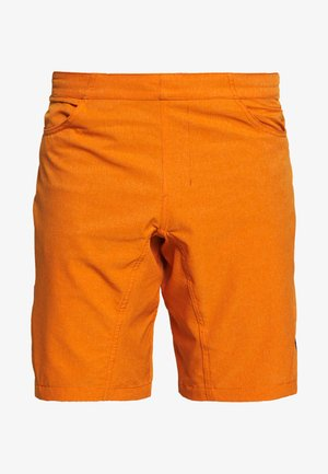 BIKESHORT PAZE - Sports shorts - riot orange