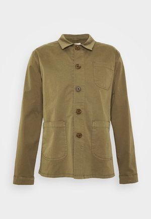 WORKWEAR JACKET - Summer jacket - oil green