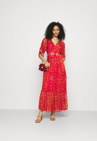 Desigual - PORTLAND - Długa sukienka - red - 1