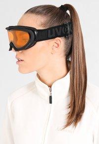 Uvex - COMANCHE - Ski goggles - black - 1