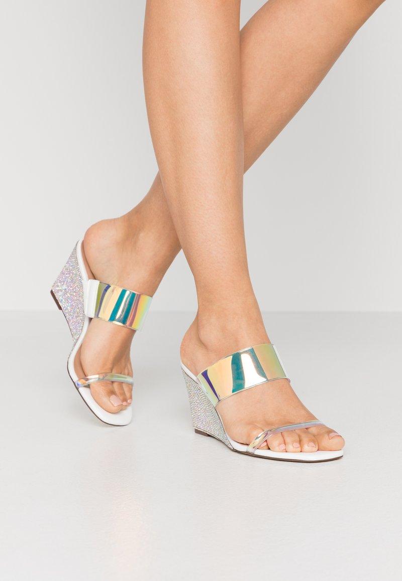 Call it Spring - BATLAMA - Sandaler - metallic multicolor
