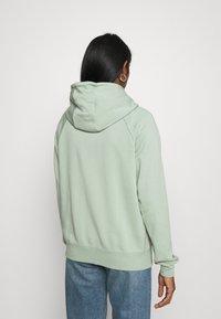 Nike Sportswear - HOODIE - Sudadera - steam/white - 2