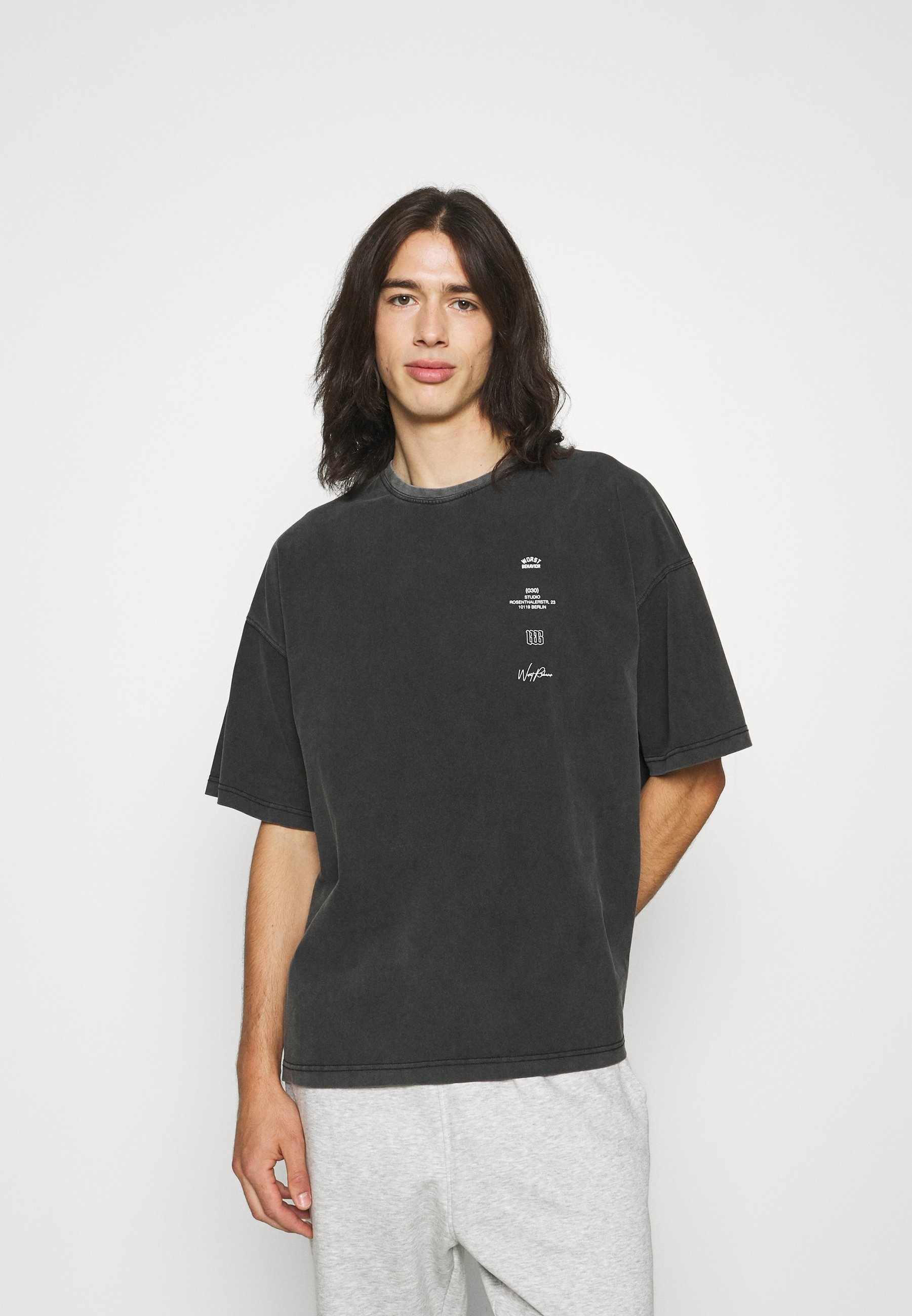 Herren CUT VINTAGE UNISEX - T-Shirt print