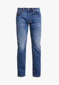 Diesel - LARKEE - Straight leg jeans - 0096E01 - 4