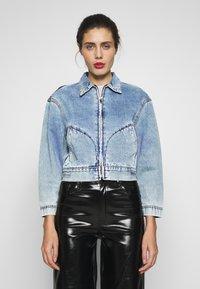 Neuw - FRANKLIN JACKET - Denim jacket - blue soul - 0